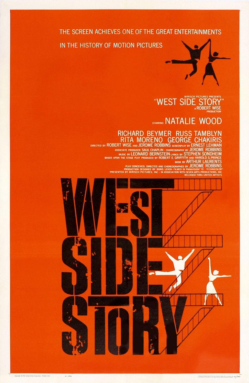 WEST SIDE STORY   La cinematk de Joe Marlango