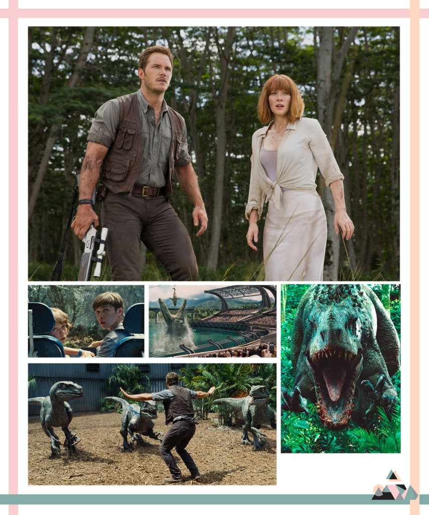 Jurassic World ctk