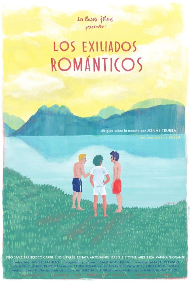 los exiliados románticos