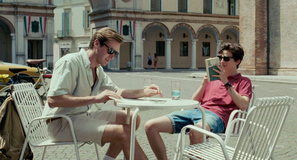 Call me by your name (1)