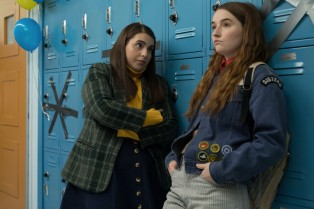 BS_03163_R Beanie Feldstein stars as Molly and Kaitlyn Dever as Amy in Olivia Wilde's directorial debut, BOOKSMART, an Annapurna Pictures release. Credit: Francois Duhamel / Annapurna Pictures