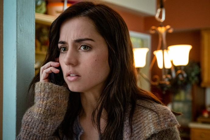 Ana De Armas stars as 'Marta Cabrera' in KNIVES OUT.